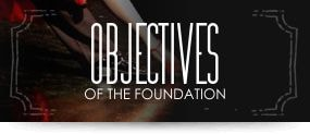 Objectives of the foundation