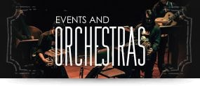 Events and orchestras